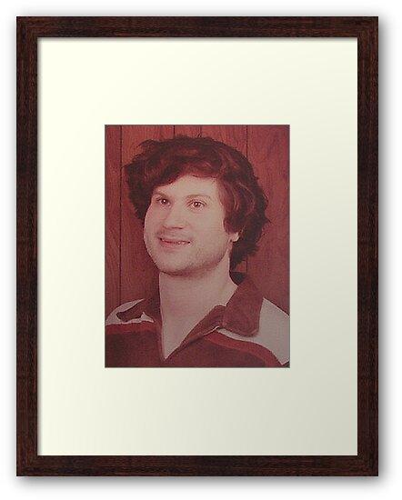 Láminas enmarcadas «Doug Forcett enmarcado» de Oscar Dove | Redbubble