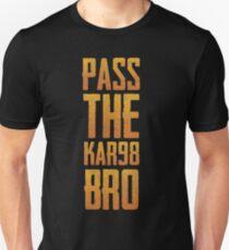 PUBG KAR98 Tee Unisex T-Shirt