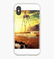 The March of Time iPhone Case