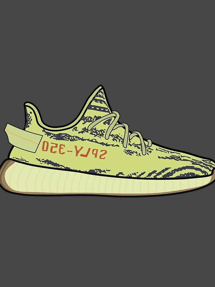 401b26803 Yeezy Boost 350 V2 Semi-Frozen Yellow