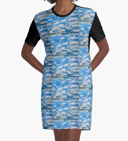 Air1 Australia 3 Graphic T-Shirt Dress