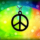 Peace Sign by Sheri Nye