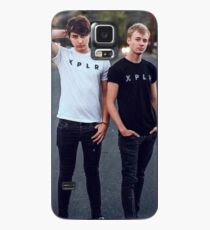Sam and Colby  Case/Skin for Samsung Galaxy