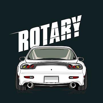 RotaryMonsterr!! by melsmoon