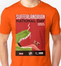 Sufferlandrian National Day 2017 Unisex T-Shirt