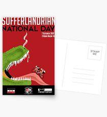 Sufferlandrian National Day 2017 Postcards