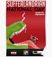 Sufferlandrian National Day 2017 Poster