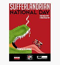 Sufferlandrian National Day 2017 Photographic Print