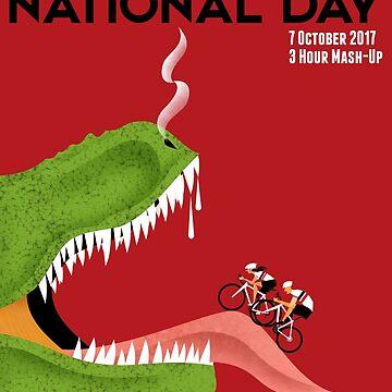 Sufferlandrian National Day 2017 by bvduck