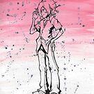 Joshua Splatter by Adlaya