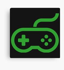 Game Logo Thingy Canvas Print
