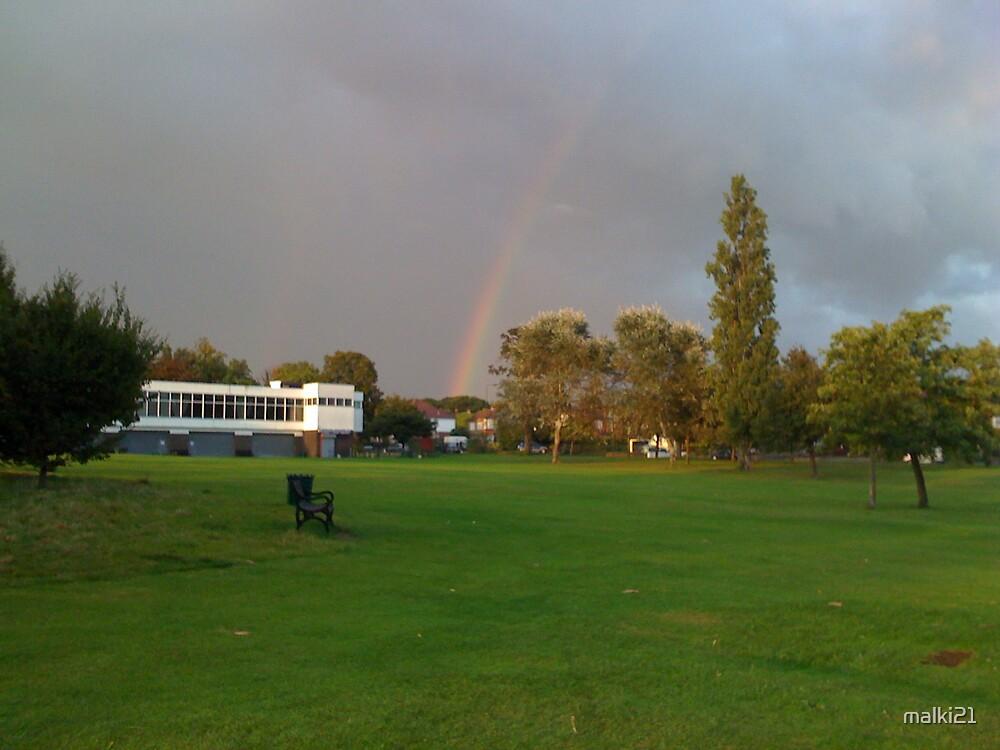 The Rainbow Danson Park by malki21