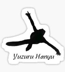 Yuzuru Hanyu Hydro Blading Sticker