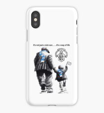 ot's not just a club son iPhone Case/Skin