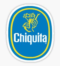 The Chiquita Sticker