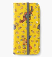 Kangaroo, from the AlphaPod collection iPhone Wallet/Case/Skin