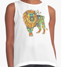 Lion, from the AlphaPod collection Contrast Tank