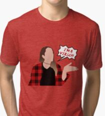 I'M A VIRGO Tri-blend T-Shirt