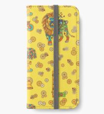 Lion, from the AlphaPod collection iPhone Wallet/Case/Skin