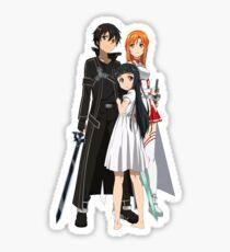 SAO Family Sticker