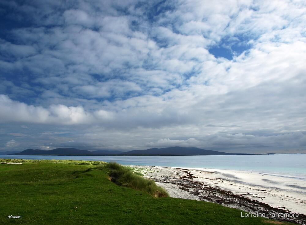 Island skies by Lorraine Parramore