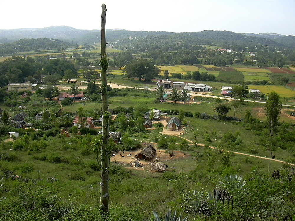 huts by pugazhraj