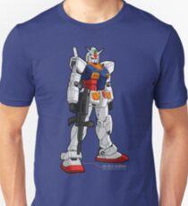 RX 78 Gundam Unisex T-Shirt