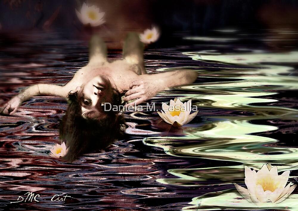 Ophelia by DMCart Daniela M. Casalla