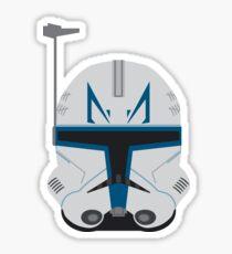 Captain Rex phase 2 head Sticker