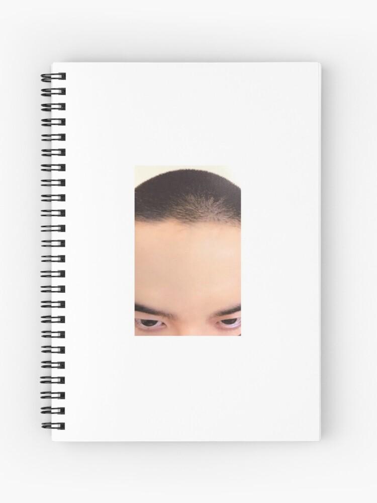 D O / Kyungsoo/ EXO/ Winter/ Universe/ Kpop/ Photocard | Spiral Notebook