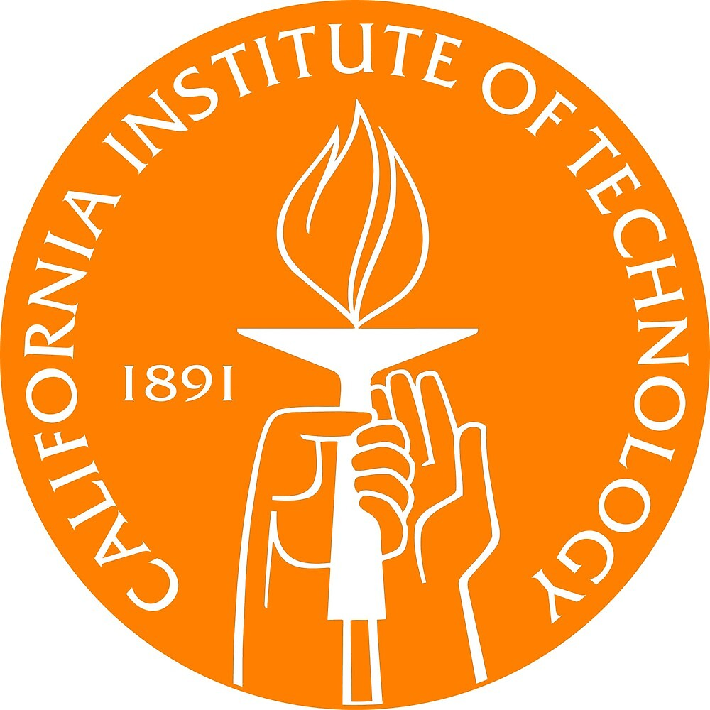 Caltech Basic Stamp Logo by 2ndhand-student