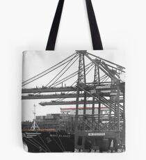 Der Hafen von Felixstowe Tasche