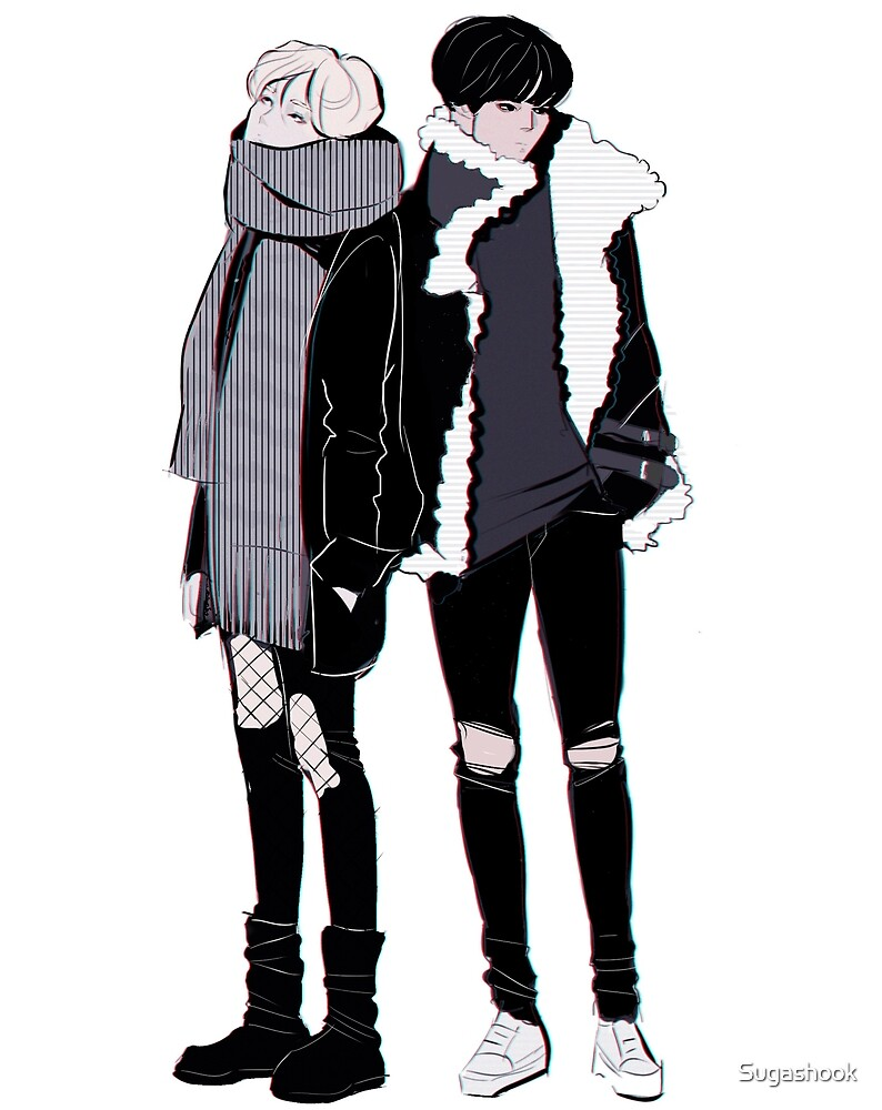 Yoonkook - winterwear by Sugashook