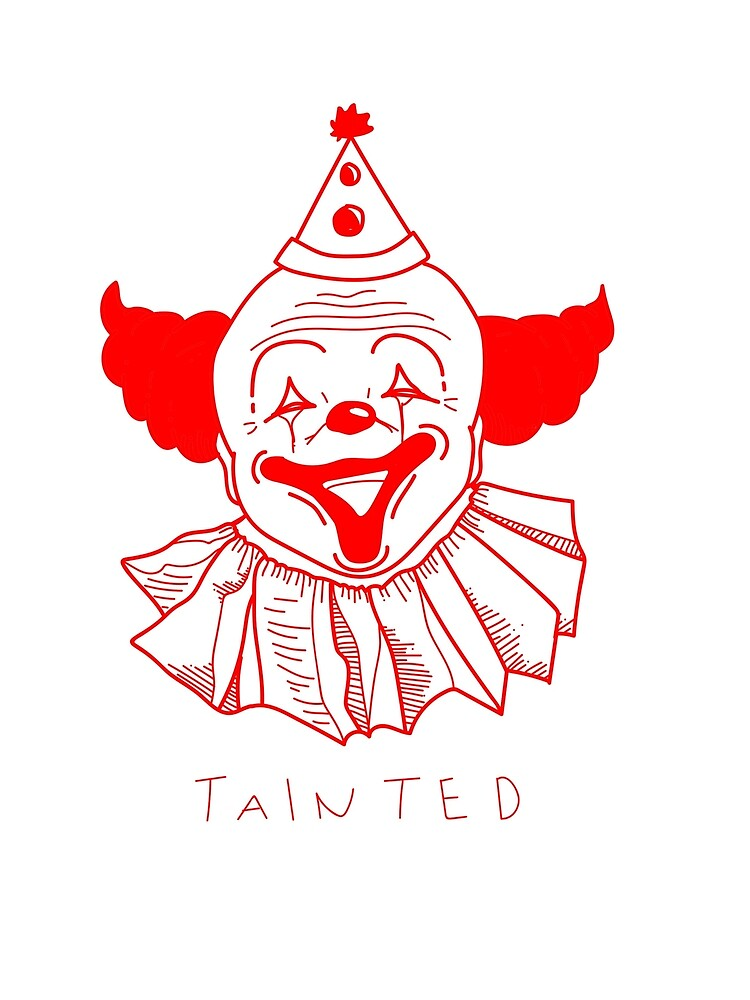 Tainted clown by Nyahilate