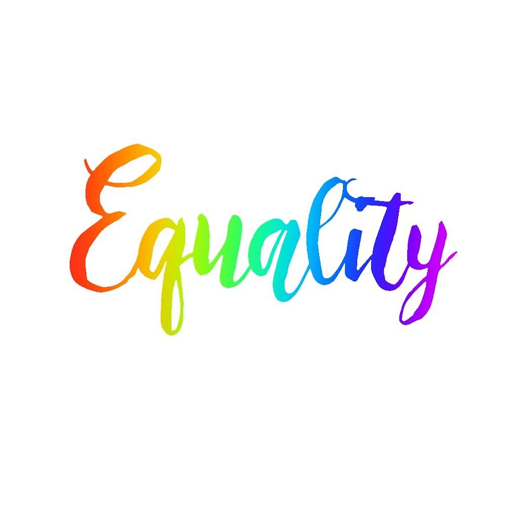 Equality by sisalt