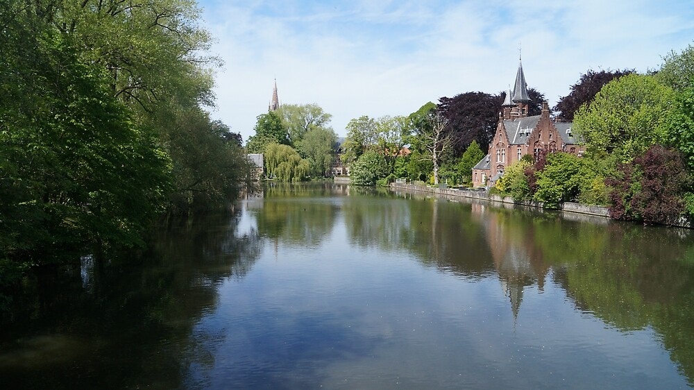 Brugge by chilli-pigeon
