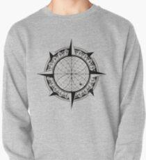 The Tarik Compass Pullover