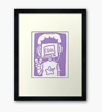 COOL!  Framed Print