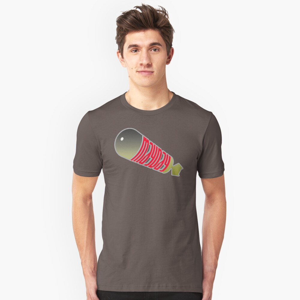 May Day Bom UR740 Best Product Unisex T-Shirt Front