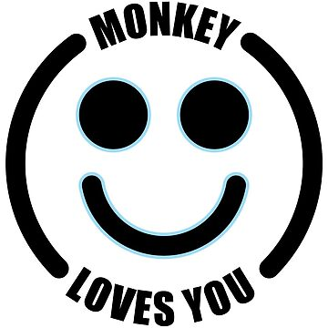 Monkey Loves you Black Mirror by lezcopines