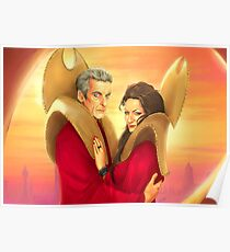 Time Lords of Gallifrey Poster