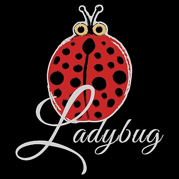 Lucky Ladybug by evisionarts