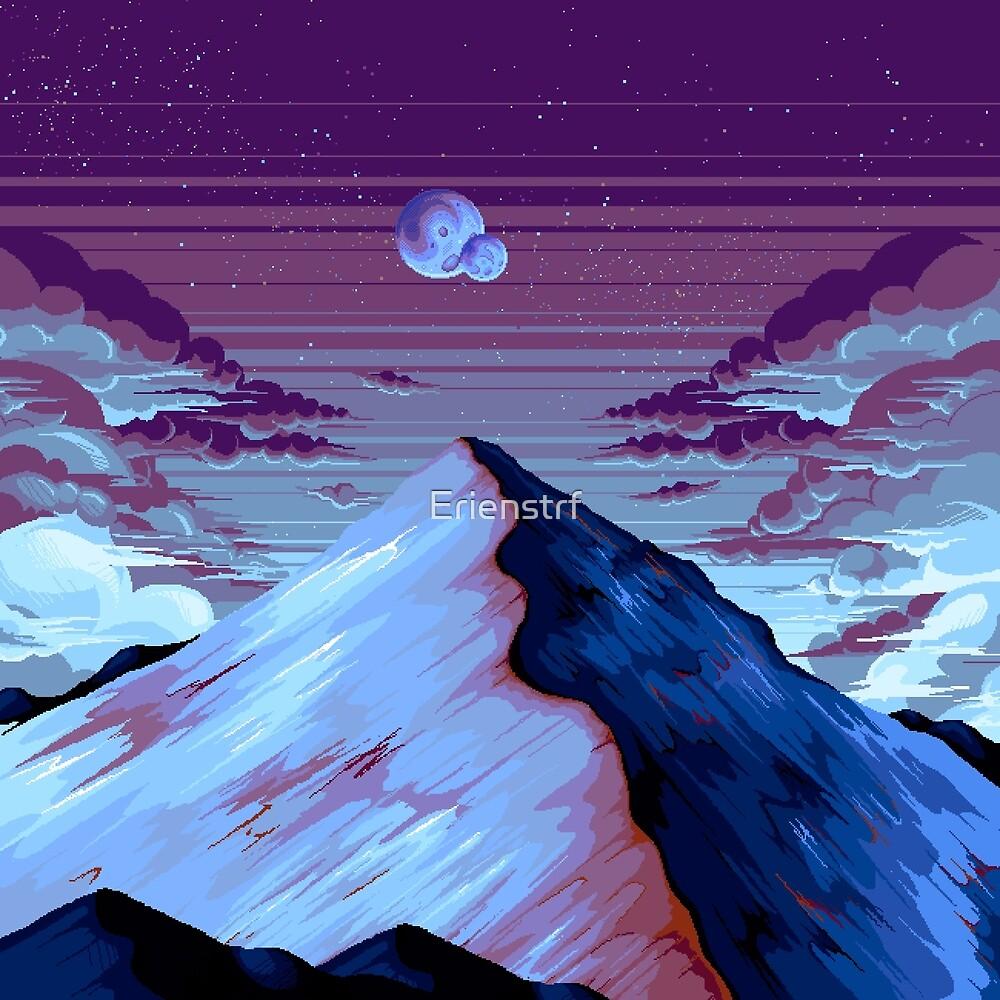 Mountain by Erienstrf