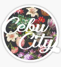 Cebu Summer Sticker