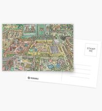 The Roofworld Postcards
