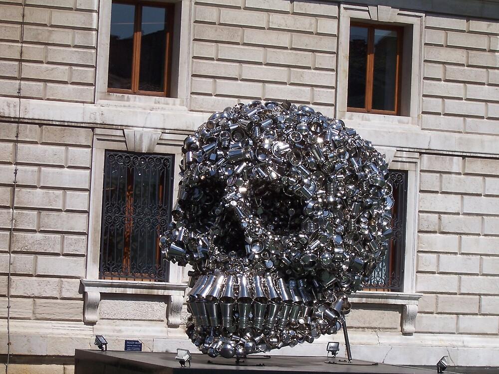 Skull by GFFL87