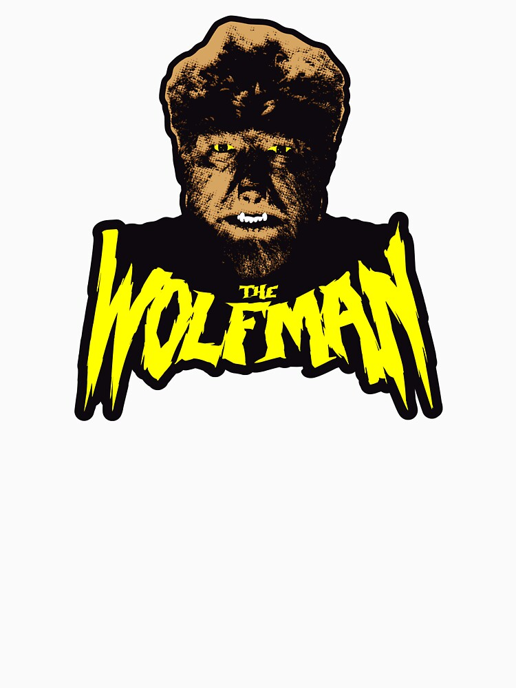 The Wolfman by deesorder