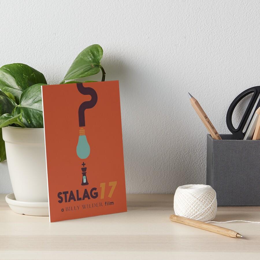 fbea91a0e Láminas de exposición «Stalag 17