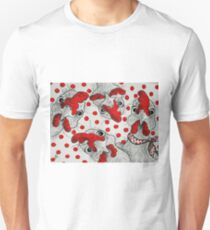 Four Chooks Unisex T-Shirt