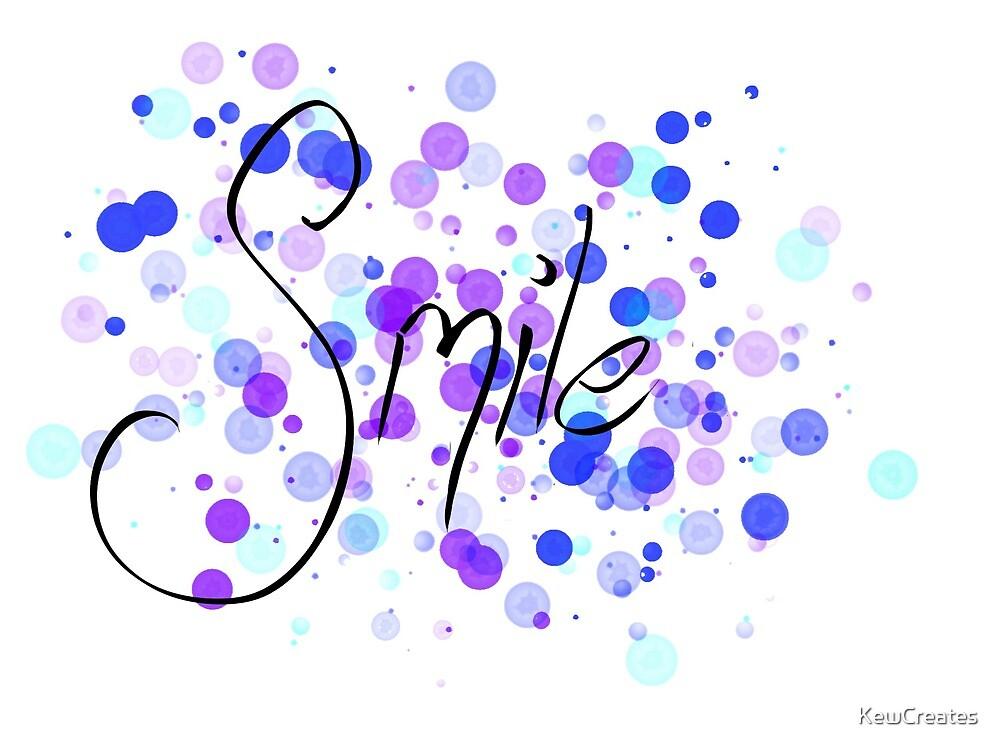 Smile by KewCreates